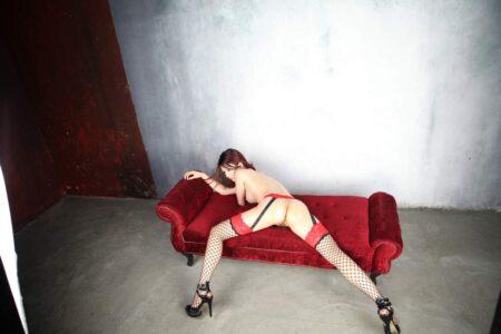 韓國美眉的紅色誘惑 [161P]
