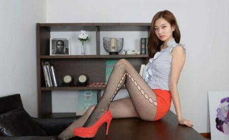 韓國性感OL的心路歷程 [58P]